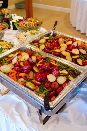 Catering For Wedding Receptions In Houston